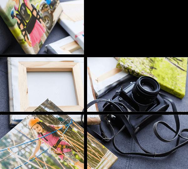 Pretvorite slike u umetničko delo